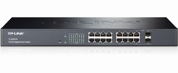 Switch 16port TP-Link TL-SG2216