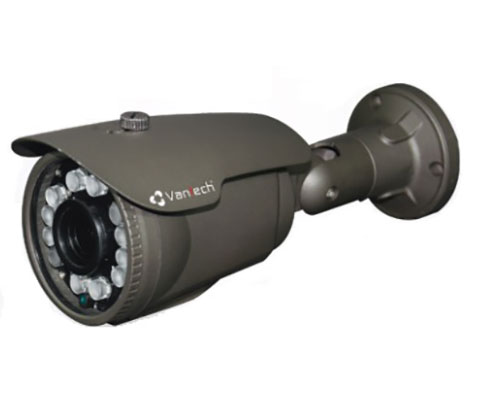 Camera Vantech VP-273AHDM 1.3 Megapixel, 12 pcs LASER LED, D-WDR, IP66.