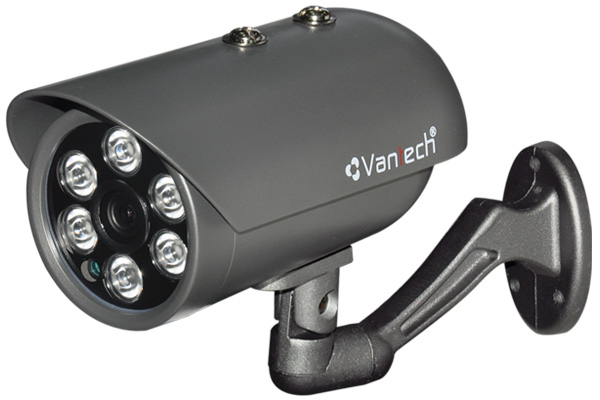Camera Vantech VP-122AHDM 1.3 Megapixel, 6 Led array, D-WDR, 3D-DNR, IP66