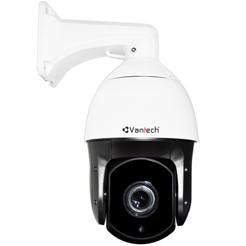Camera Vantech VP-302AHDM speed dome 1.3 Megapixel, PTZ zoom 36X, 9 pcs High Power LED , IP66 , OSD.