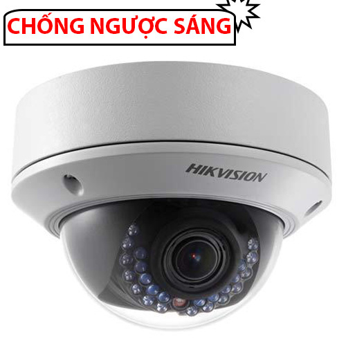 Camera IP HIKVISION DS-2CD2742FWD-I 4.0 Megapixel, IR Led 30m, F2.8-12mm, Micro SD, Onvif
