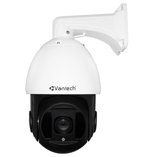 Camera Vantech VP-301AHDM speed dome 1.3 Megapixel, PTZ zoom 10X, 6 led array, IP66 , OSD.
