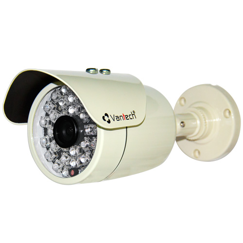 Camera Vantech VP-252AHDM 1.0 Megapixel, 36 pcs LED HPL, D-WDR, IP66