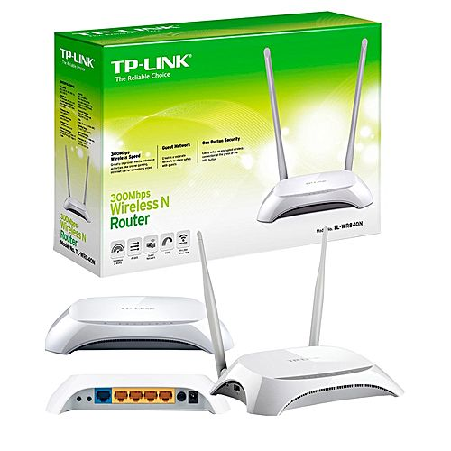 Router TPlink TL-WR840N Wireless N