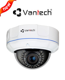 Camera IP Vantech VP-180F 2.0 Megapixel CMOS,H.264 & MJPEG, 5 Led Array, Onvif