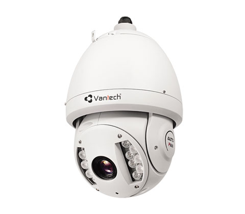 Camera IP SpeedomeVantech VP-4562 2.0 Megapixel, Zoom quang học 20X, H.264, IP66