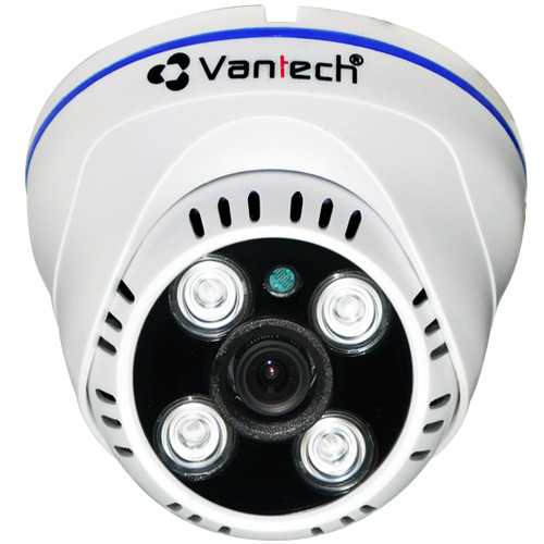 Camera Vantech VP-114AP 2.0 Megapixel, 4 Led Array, IR 40m.