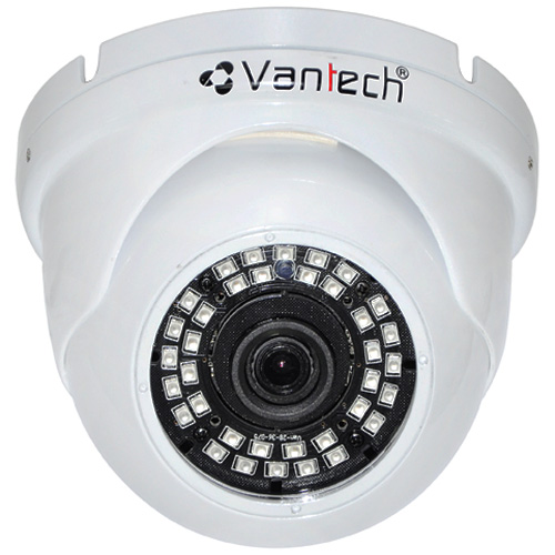 Camera Vantech VP-184E 5.0 Megapixel, 36 Smart Led IR 30-40m, F3.6mm, Defog, Onvif