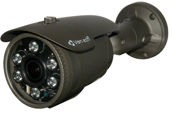 Camera Vantech VP-268H265 5.0 Megapixel, 6 Array Led IR 50-60m, Ống kính F3.6mm, Defog, Onvif