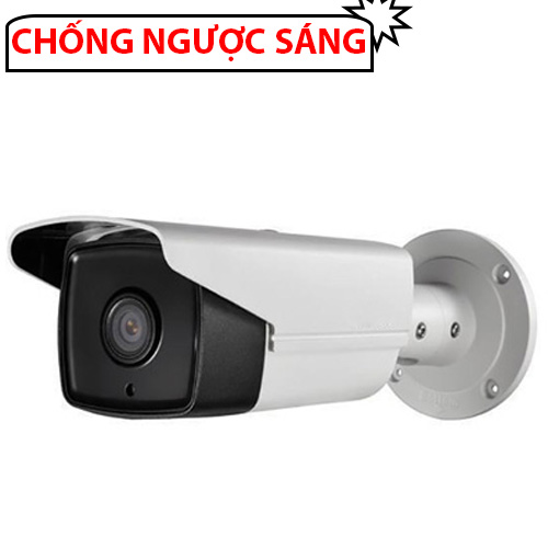 Camera HIKVISION DS-2CE16F7T-IT5 3.0 Megapixel, IR EXIR 80m, F3.6mm,True WDR